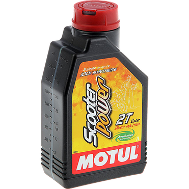 Масло MOTUL SCOOTER POWER 2T