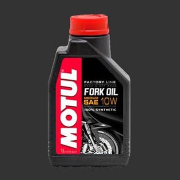 Масло MOTUL для вил. Fork Oil FactoryLine 10W